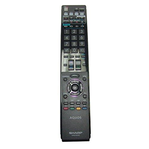 New Factory Original Sharp Aquos GA841WJSA TV Remote Control (RRMCGA841WJSA)