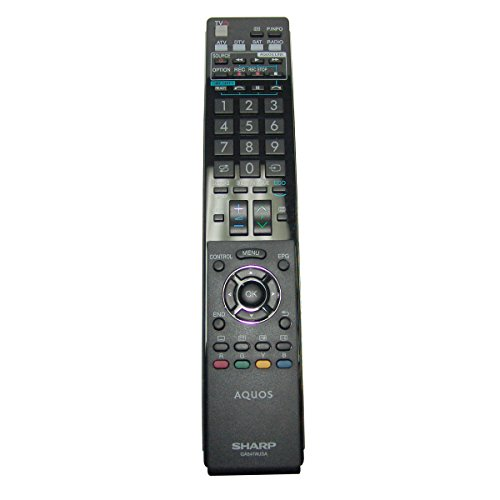 Price comparison product image New Factory Original Sharp Aquos GA841WJSA TV Remote Control (RRMCGA841WJSA)