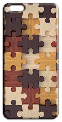 Mixroom - Cover Custodia Case In TPU Silicone Morbida Per Apple Iphone 7 S285 Puzzle