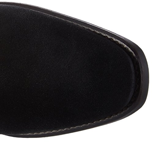 Negro black G00 Plisadas Botas Jennifer Mujer Gant Para XxwZqvS8w6