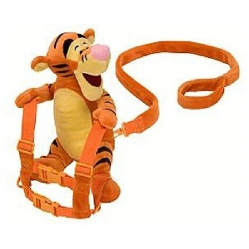 Disney Baby Tigger 2 in 1 Harness Child Leash - Perfect for Crowds and Travel Gold Bug