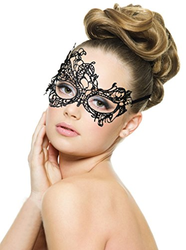Sexy Lace Eye Mask for Halloween Masquerade Party - Masquerade Mask Halloween Costume Ideas