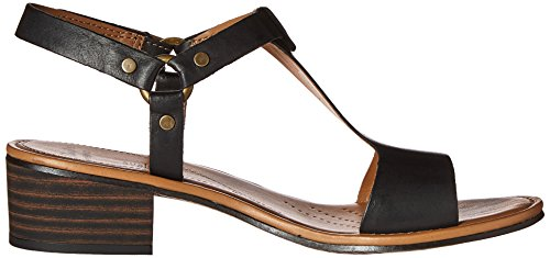 Clarks Kvinna Reida Ryan Dress Sandal Svart