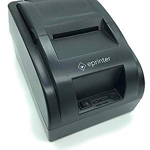 eprinter Thermal Receipt Printer Kiosk POS Bill Printing Cash Drawer Thermal Printer BIS Certified