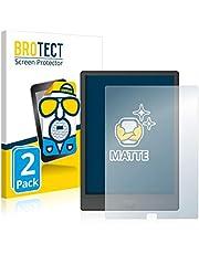 BROTECT 2x Antireflecterende Beschermfolie compatibel met Onyx Boox Note 3 Anti-Glare Screen Protector, Mat, Ontspiegelend