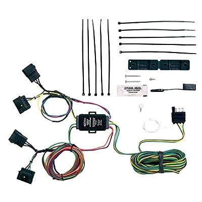 Hopkins 56000 Plug-In Simple Towed Vehicle Wiring Kit: Automotive