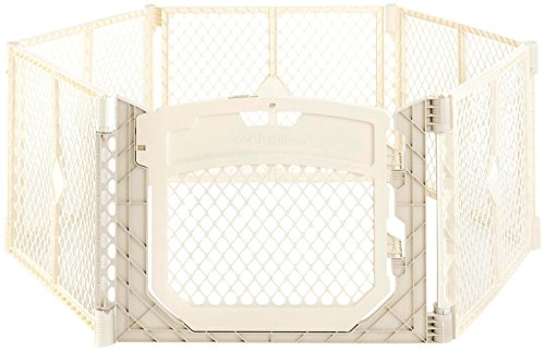 North States Industries Superyard Ultimate Playard, Ivory by North States Industries