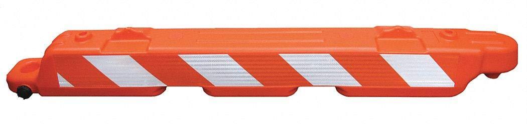 10'' x 96'' x 10'', Orange