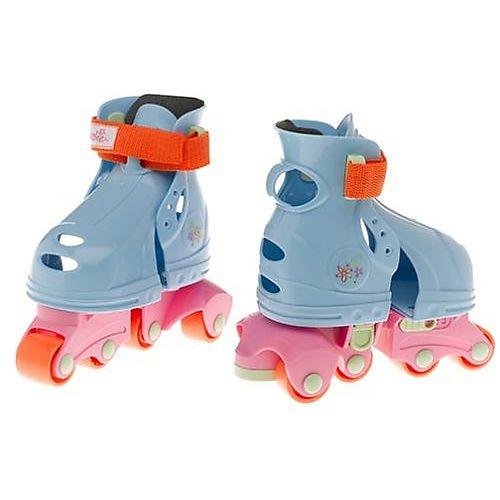 Barbie My First Skates Blue