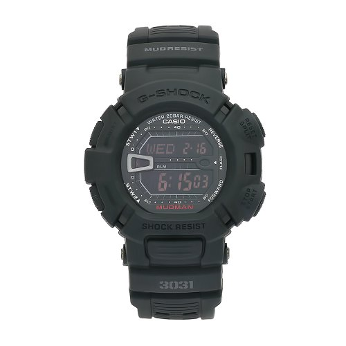 Casio G 9000MS 1DR G Shock Black Digital