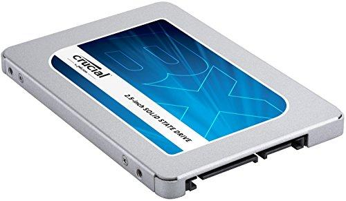 Crucial BX300 CT240BX300SSD1 - Disco duro sólido interno SSD de 240 GB (SATA, 2.5 pulgadas)