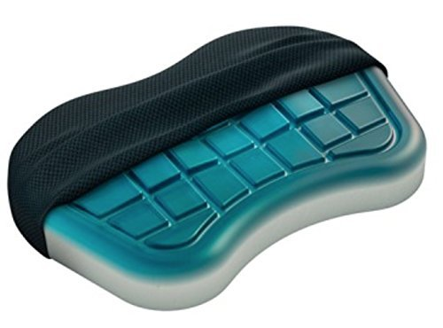 Technogel ® Lumbar Support and Seat Pad (Seat Pad) by Technogel