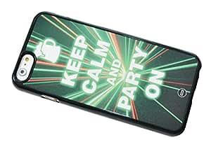 1888998682038 [Global Case] La música es mi vida Radio DJ CD Casete Grabadora Mantener la calma y el Partido de Pasión Instrumento Guitarra Piano Acústico Me encanta la música Club (NEGRO FUNDA) Carcasa Protectora Cover Case Absorción Dura Suave para Samsung Galaxy A7 SM-A700