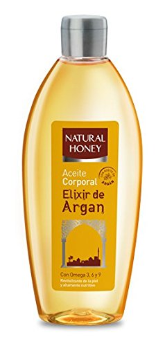 ELIXIR DE ARGAN aceite corporal 300 ml by NATURAL HONEY