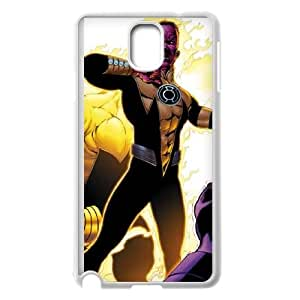Sinestro Monster Samsung Galaxy Note 3 Cell Phone Case White&Phone Accessory STC_062139