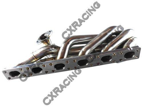 T3 montaje superior bajante de colector de Turbo para BMW E46 M52 Motor na-t: Amazon.es: Coche y moto