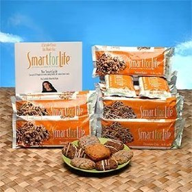 Smart for Life - 14 Day Chocolate Lovers Pack - 14 Packs Chocolate Chip Cookies