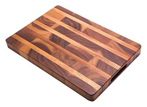 Sevy Acacia Reversible Cutting Board