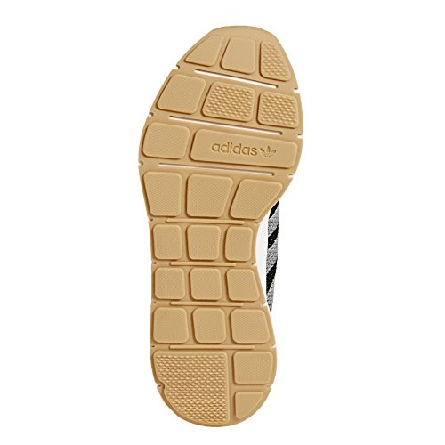 Adidas Herren Swift Run Primeknit Gymnastikschuhe Schwarz (nucleo Nero / Bianco Sporco / Bianco Ftwr)