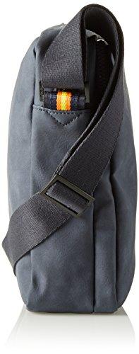 K-WAY K-sleek Suede - Bolsos bandolera Hombre Azul (0a3 Navy)