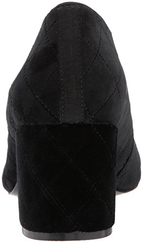 Nine Mujeres Talla West Black Zapatilla Fabric 7q7wArxOg0