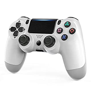 YCCTEAM Wireless Controller for Playstation 4, 1000mAh Game Controller for PS4 with Built-in Speaker/Gyro/Motor Remote Pro Controller Gamepad for PS4/Slim/Pro Console