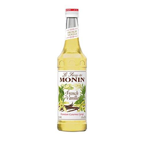 Monin French Vanilla Syrup 750ml