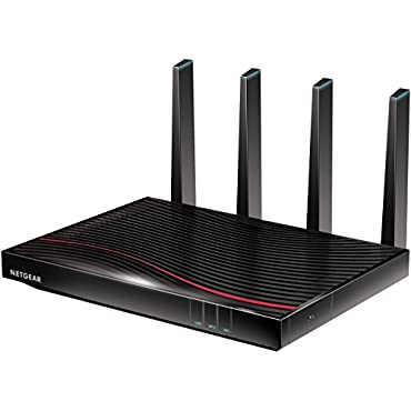 NETGEAR Nighthawk X4S DOCSIS 3.1 Ultra-High Speed Cable Modem Router (C7800) Compatible with Xfinity from Comcast, Cox