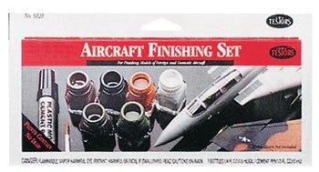 Paint Model Aircraft (Testors Aircraft Finishing Enamel Paint Set [Toy])