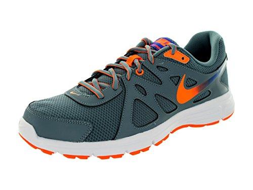 Nike Men's Revolution 2 Running Shoe #554953-408 (12 D(M) US, Grey)