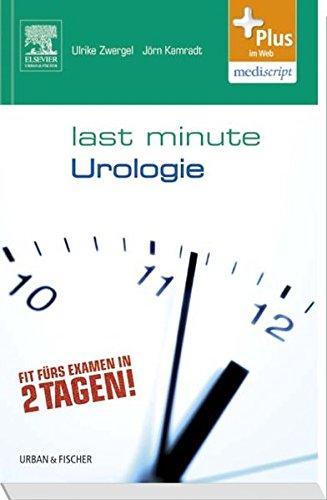 Last Minute Urologie