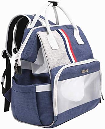通気性のペットキャリア猫犬アウトドアパッケージ通気猫バッグ、小型犬のバックパックの形ポータブルペットキャリアスペースキャビン,ブルー