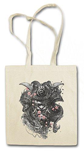 En Réutilisable Cherry Coton Courses Samurai Sac Backwoods Blossoms De Urban Pochette qxFCfIwEz