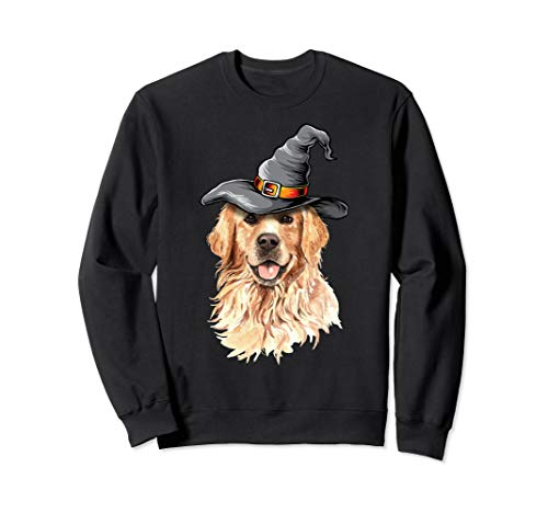 (Golden Retriever Halloween Costumes Shirt Gifts Funny Dog)