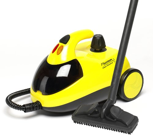 Bestron DWJ5280 - steam cleaners (Black, Yellow)