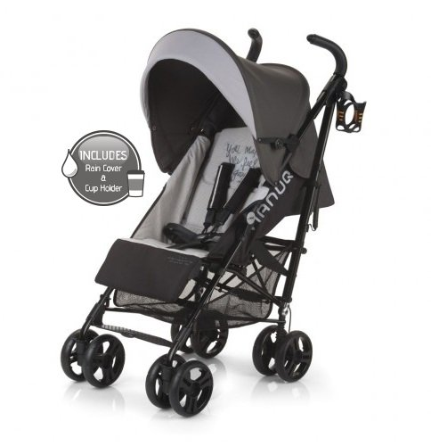 Jane Nanuq Lightweight Stroller Shadow