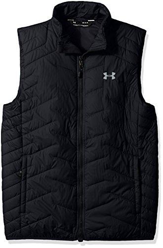 Under Armour Outerwear Men's Cold Gear Reactor Vest, Black/S