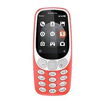 Nokia 3310 - Téléphone portable débloqué 3G (Ecran 2,4 pouces, ROM 32Go