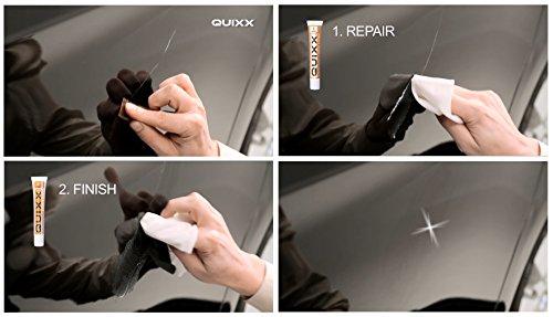 Quixx 00070 Us Paint Scratch Remover Kit