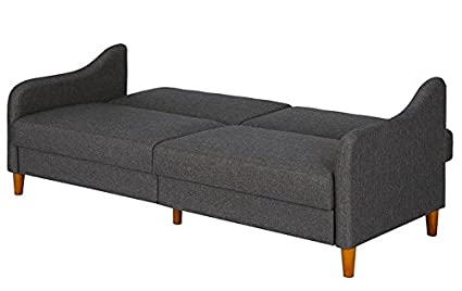 Amazon Com Mid Century Modern Sofa Sleeper Furniture Bed For Living