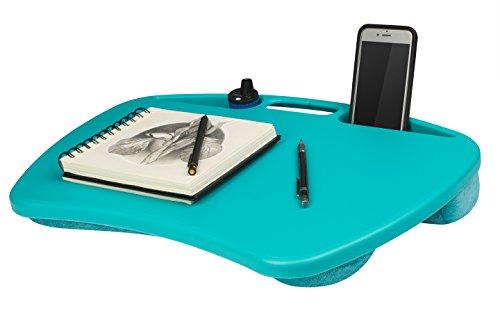 LapGear MyDesk – Aqua (Fits Upto 15.6″ Laptop)