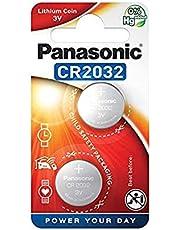 CR2032 بطارية باناسونيك دائرية
