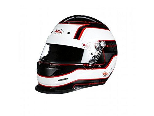 Bell Racing K.1 PRO CIRCUIT RED M (58-59) SA2015 V.15 BRUS - Bell Racing
