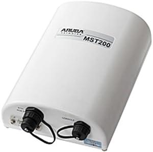 Aruba Networks MST200 IEEE 802.11n Wireless Router - 5.85 GHz UNII Band - 1 x Antenna - 4.7 Mile Outdoor Range - 300 Mbit/s Wireless Speed - 1 x Broadband Port - USB - PoE (Certified Refurbished)