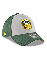 New Era Gorra 2018 39Thirty NFL Green Bay Packers Sideline Away Cap11763340 7d6b0de166a