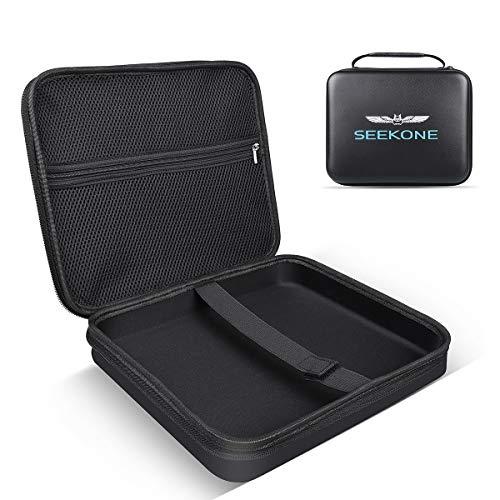 : Heat Gun Carry Case, SEEKONE Hot Air Gun Kit Tool Set Accessories Zipper Case for All SEEKONE Heat Gun Both Work as Others Electronic product Storage Box