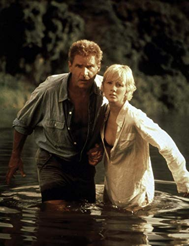 Harrison Ford and Anne Heche in Six Days and Seven Nights Photo Print (8 x 10)