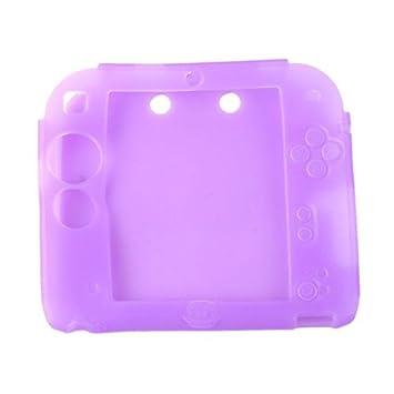 Amazon.com: Carcasa de silicona para Nintendo 2DS: nintendo ...