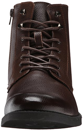 Robert Men's Donovan Wayne Brown Combat Boot 8xrwa8g0q