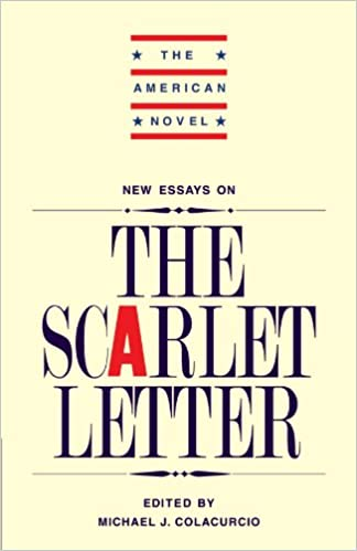 amazoncom new essays on the scarlet letter the american novel series 9780521319980 michael j colacurcio books